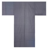 "Men's YUKATA ""SHIMA"" -- stripe pattern -- Length 58 in ; Size M"