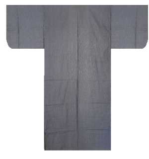 "Photo1: For Ladies' SPECIAL DISCOUNT Japanese Cotton Yukata - ""SHIMA"" Length 54-58 in ; Size S-L"
