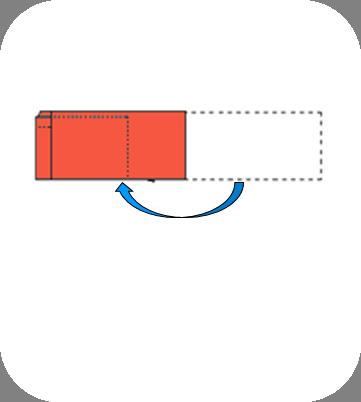 How to fold KIMONO and YUKATA 6