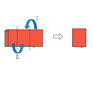 How to fold KIMONO and YUKATA 5