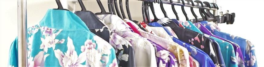 kimono shop japan